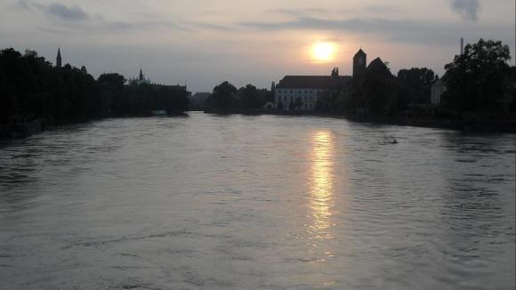 Wrocław powódz