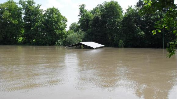 Wrocław powódź 2010