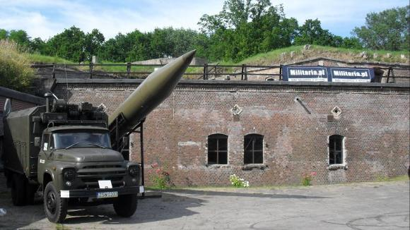 Militaria.pl i Fort Zachodni