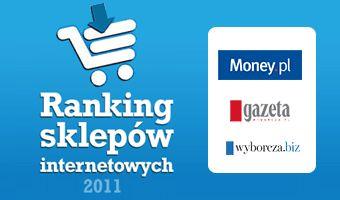 Ranking sklepów internetowych 2011